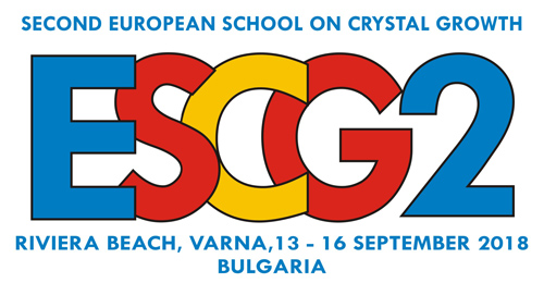 SECOND EUROPEAN SCHOOL ON CRYSTAL GROWTH - ESCG2