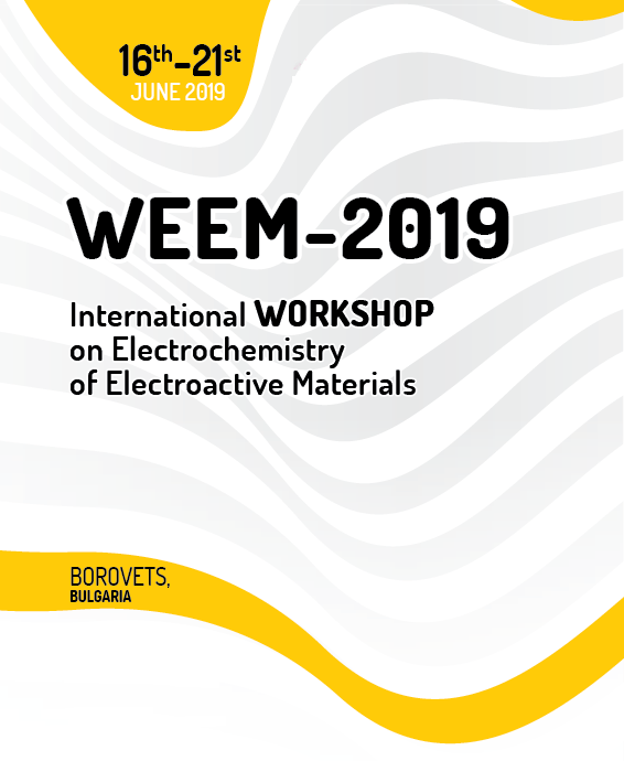 International  Workshop on Electrochemistry of Electroactive Materials WEEM-2019