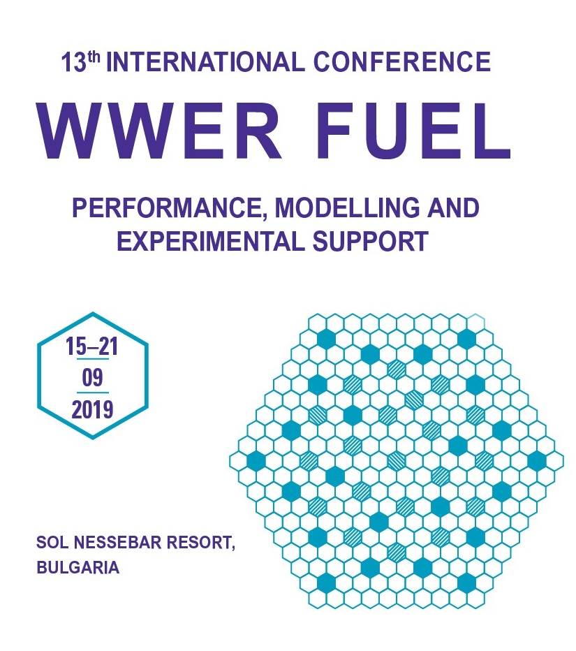 XIII INTERNATIONAL CONFERENCE ON WWER Fuel Performance, Modelling and Experimental Support
